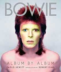 David Bowie Album By Album by Paolo Hewitt (2013-09-12)