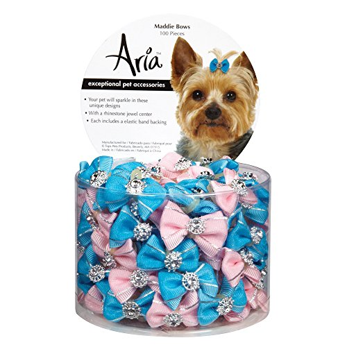 Artikelbild: Aria Maddie Bögen für Hunde, 100Kanister