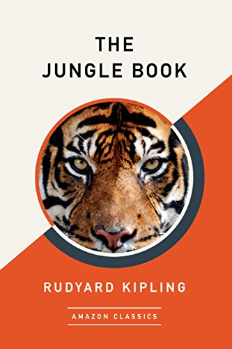 THE JUNGLE BOOK, RUDYARD KIPLING, LARGE 16 Point Print ...