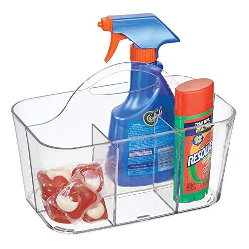 MDesign organizador plástico 4 compartimentos su