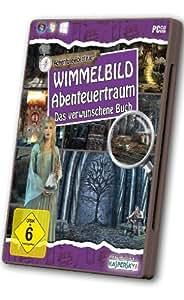 Wimmelbild Abenteuertraum - Das verwunschene Buch