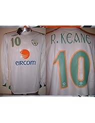 Republik Irland Shirt Trikot Erwachsene Medium BNWT Robbie Keane Fußball Soccer La Galaxy langen Ärmeln Tottenham Hotspur Spurs Irland