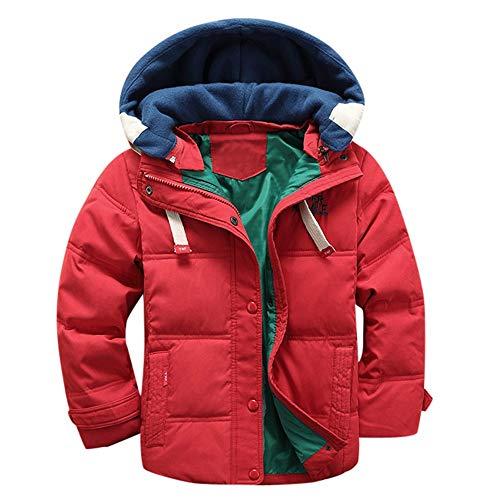 698f3766c K-Youth Ropa Bebe Niño Abrigo para Niñas Invierno Abrigo de Algodón Grueso  Abajo Chaqueta