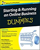 Best Books For Starting A Businesses - Starting and Running an Online Business For Dummies Review