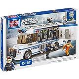 Mega Bloks - Unidad móvil NYPD (97851)