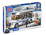 Mega Bloks 97851 - New York City Police Department - Mobile Einsatzzentrale