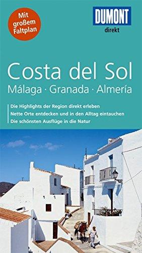 Preisvergleich Produktbild DuMont direkt Reiseführer Costa del Sol, Malaga, Granada, Almeria