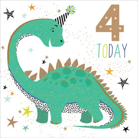 Kinder-Geburtstag–4Today, jb157Dino