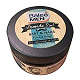 Balea MEN Pomade 2in1 fuer Bart & Haar Tube 100 ml
