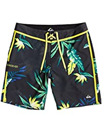 Quiksilver Frames Jungle Juice Boardshort Garçon Madagascar