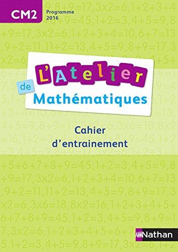 L'Atelier de Mathématiques CM2