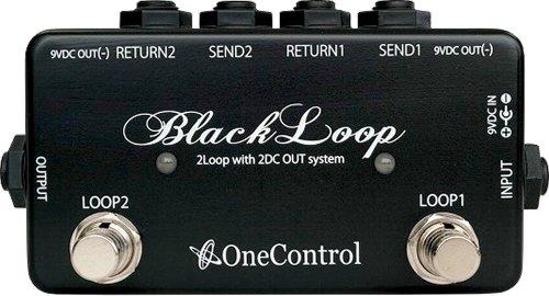 ONE CONTROL BLACK LOOP · LITTLE HELPER