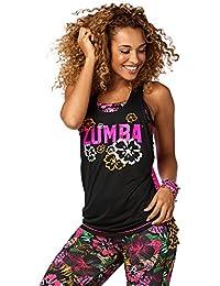 Zumba Fitness Z1t01345 Débardeur Femme 45208915587