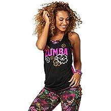 Zumba Fitness Z1t01345 Débardeur Femme e50bf9234d5
