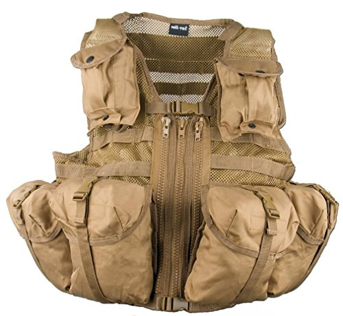 Weste Tactical 'Mod.System'(8 Ta.)Coyote [Misc.]