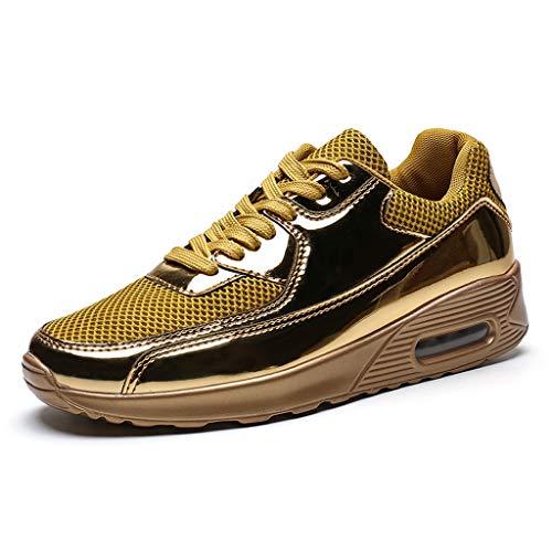 Turnschuhe Air Luftkissens Running Shoes Atmungsaktiv Straßenlaufschuhe Laufschuhe Herren Teenager Unisex Sportschuhe Männer -
