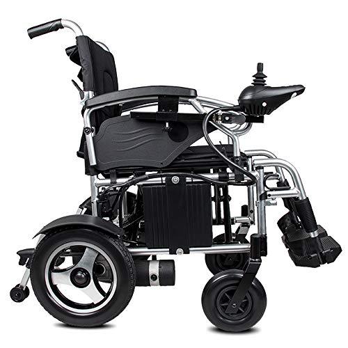 Wheel-hy Faltbare Elektro-Rollstuhl [2019 NEU]