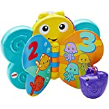 Infant - Mariposa libro baño Fisher-Price (Mattel CMY31)
