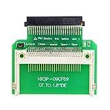 YC, adattatore da disco rigido da 4,5 cm con 50 pin e intefaccia IDE a schede di memoria flash compatte, ideale per Toshiba