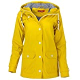 derbe Peninsula Fisher Regenjacke Damen - 38