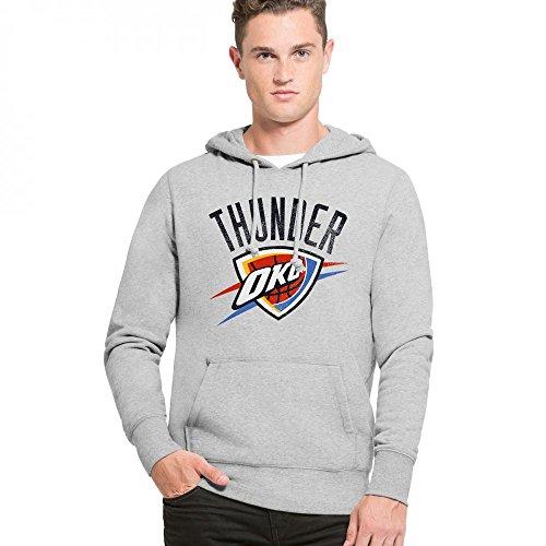 '47 Brand Oklahoma City Thunder Knockaround Hoodie NBA Sweatshirt XL