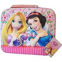 Disney Princess Schneewittchen Girl'& Rapunzel 3D School Lunch-Tasche preisvergleich bei kinderzimmerdekopreise.eu