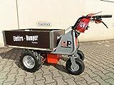 Motorschubkarre Powerpac MCE400 - 9