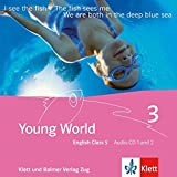 Young World 3. English Class 5: Audio CD 1 and 2