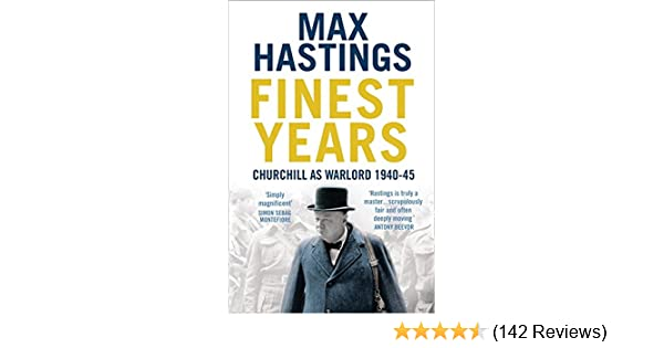 Churchill as Warlord 1940 45 Finest Years