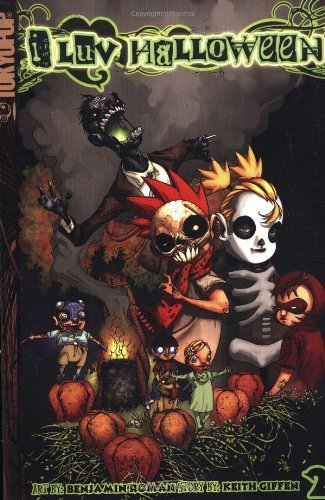 I Luv Halloween: v. 2 by Ben Roman (1-Jan-2007) Paperback (I Luv Halloween)