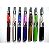 eGo - Cigarette électronique eGo-T CE4 - avec chargeur USB - Sans nicotine ni tabac