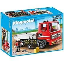 Playmobil Construcción - Camión de construcción (5283)