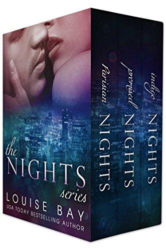 The Nights Series: Parisian Nights, Promised Nights and Indigo Nights (English Edition) (Indigo Bay)