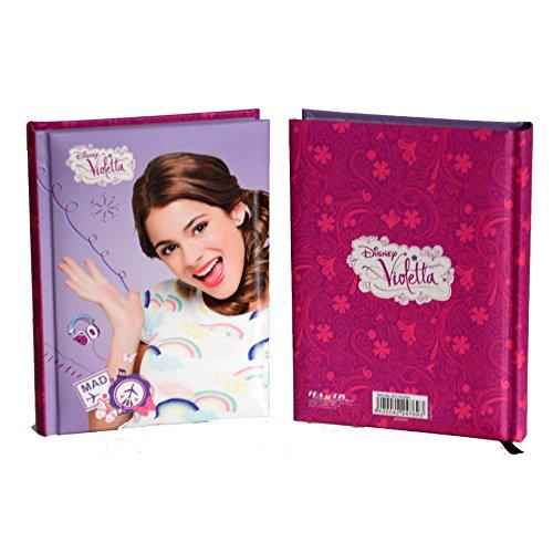 Disney Violetta - Diario scolastico 10 mesi - Novità 2014