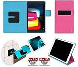 reboon LG G Pad IV 8.0 FHD Hülle Tasche Cover Case Bumper | in Pink | Testsieger