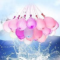 Eayon - Globos de agua para niños con relleno rápido y autosellado de globos de agua al aire libre verano divertido globos de piscina