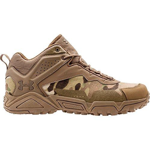Under Armour Men's UA Tabor Ridge Low Boots, Coyote Brown/Coyote Brown, 13 D(M) US Coyote Boot