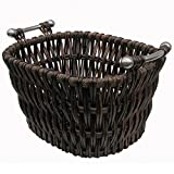 Lado Large Fireside Fireplace Log Carrying Basket - (SI-BW1005) by Lado