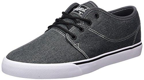Globe  Mahalo, Chaussures de skateboard homme Noir (noir chambray)