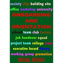 Onboarding and Orientation