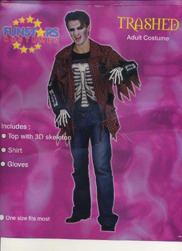 Humatt Perkins 51459 - Disfraz de hombre