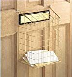 Select B44212-29LPC Letter Cage - Brassed