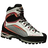 La Sportiva Damen Trango Tower Woman GTX Light Grey/Berry Trekking-& Wanderstiefel, Mehrfarbig 000, 38 EU
