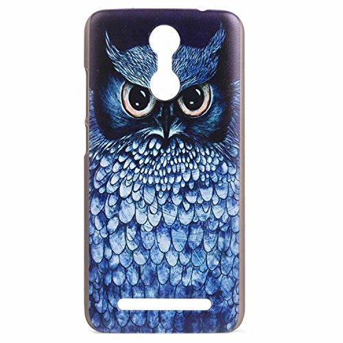 Hülle für iPhone 7 Plus (5.5 zoll), Owbb Prägeartig Diamond Schmetterling Blumen Handyhülle PU Ledertasche Flip Cover mit Stand Function Innenschlitzen Design Himmelblau(Ein freier Stylus als Geschenk Dunkelblau