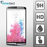 SmarTect® LG G3s Protector de pantalla de alta calidad – Vidrio templado Gorilla-Glass de resistencia 9h