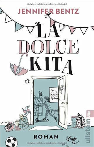 Buchcover La Dolce Kita: Roman