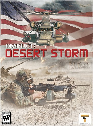 Conflict: Desert Storm [PC Code - Steam]
