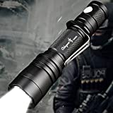 Odepro TM30 Tactical Flashlight Rechargeable...