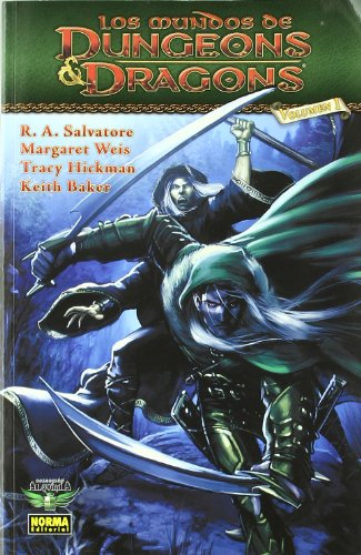 Los mundos de Dungeons and Dragons 1/The Worlds of Dungeons and Dragons 1