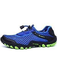 Arcweg Chaussures Aquatiques Chaussons de Plage Antidérapant Respirant Séchage Rapide Légère Chaussures de Randonnée Marche Trekking Sneakers Homme Femme